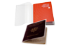 Passport holder for Swiss passport
